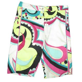 Emilio Pucci New Shorts