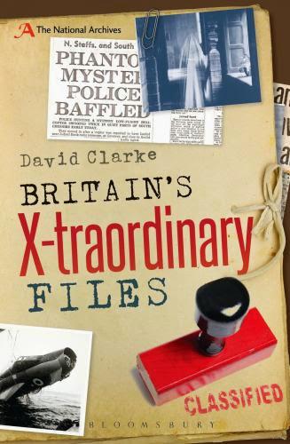 Britain X Traordinary Files