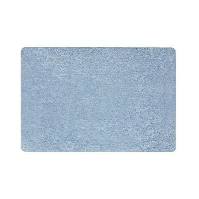 Коврик для ванной Spirella  Gobi  светло-голубой 60х90 см