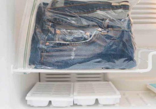 Hinh anh: Bao quan quan jean vao trong tu lanh