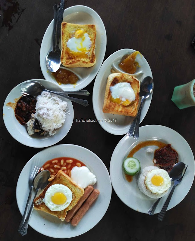 menu breakfast di fanadia