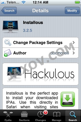 Installous 5 not downloading from cydia
