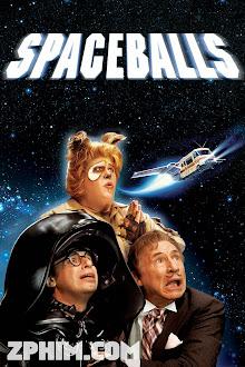 Đại Chiến Thiên Hà - Spaceballs (1987) Poster