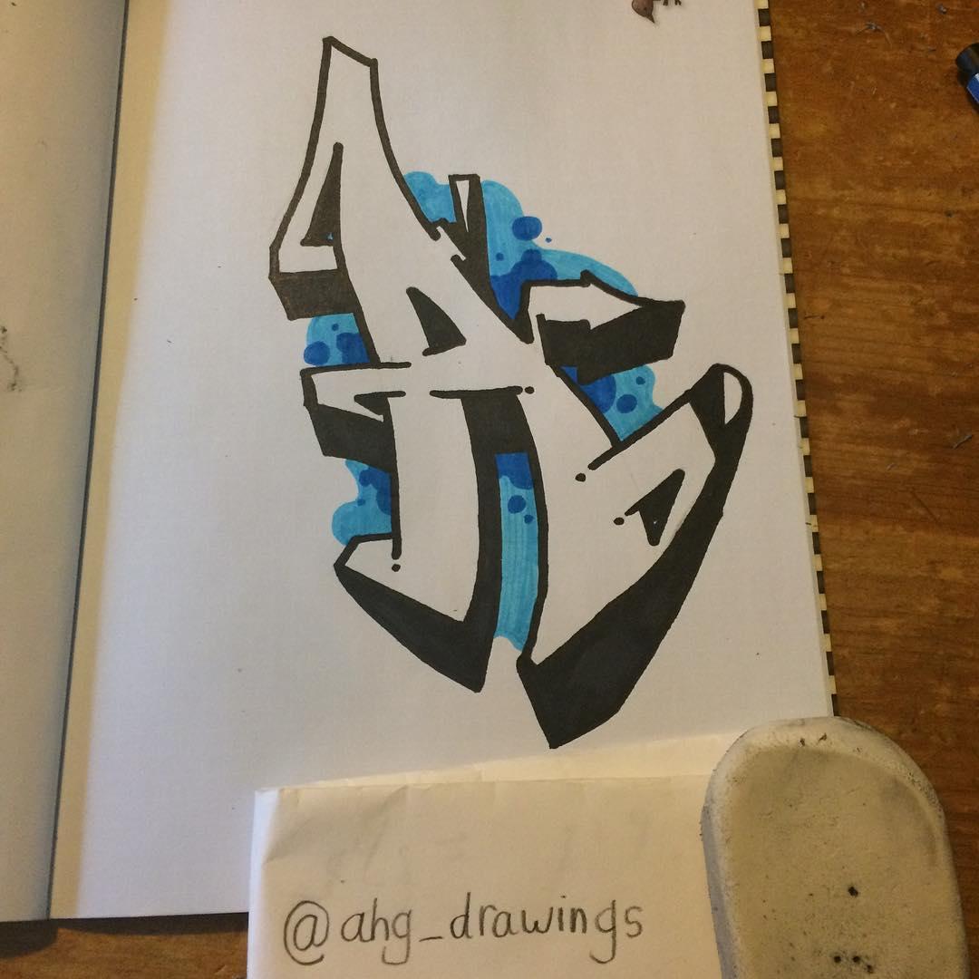 dibujos-lapiz-graffitis669