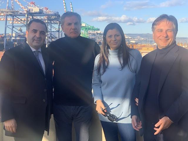 """Porto di Gioia Tauro, Cannizzaro: """"Jole Santelli in poche settimane ha ottenuto un risultato che aspettavamo da 20 anni, inizia nuova stagione di buona politica"""""""