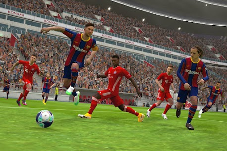 eFootball PES 2021 5.0.0 Mod (Unlimited Money) 1