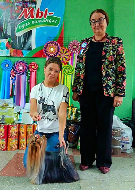 My Simuran Brava Fortuna (Фрося) 18_10_2015_Polock