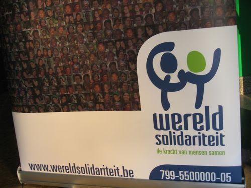 Samen solidair in Gooik en over grenzen heen.