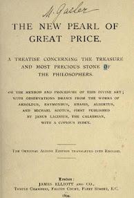 Cover of Janus Lacinius Therapus's Book The New Pearl Of Great Price.pdf