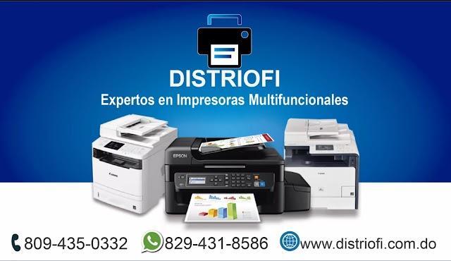 Impresoras: DISTRIOFI