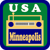 USA Minneapolis Radio Stations