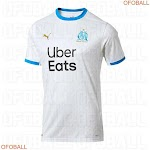 Bocoran Jersey Marseille home 2020/2021 Puma Konsep