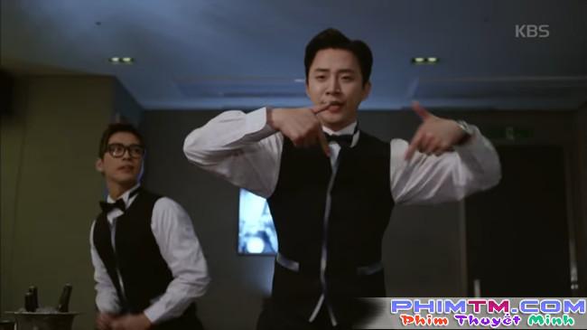 """""""Sếp Kim"""" khép lại cùng màn cover TT của Nam Goong Min và Jun Ho - Ảnh 10."""