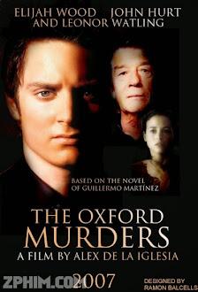 Những Tên Sát Nhân Thông Minh - The Oxford Murders (2008) Poster