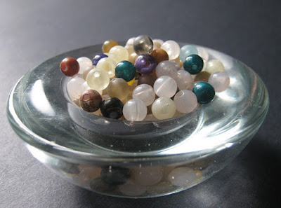 Acrylic Imitation Gemstone Beads