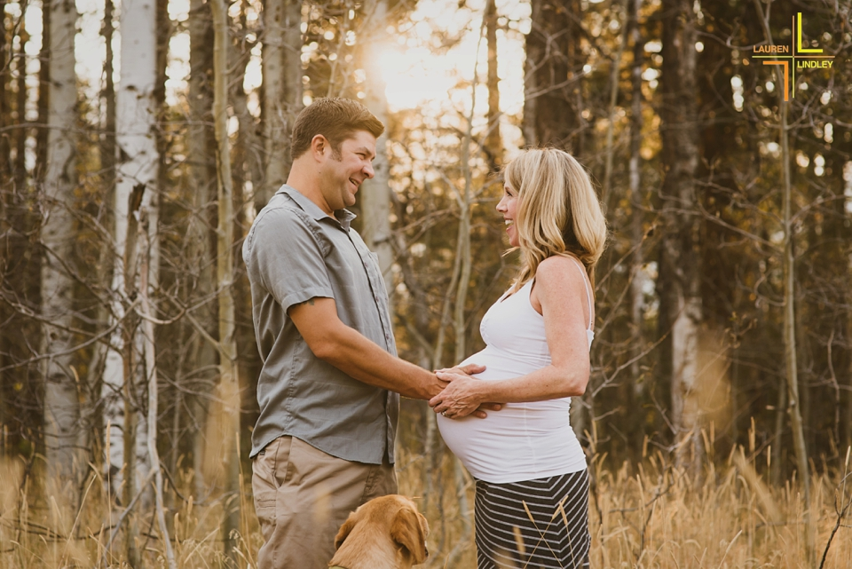 Tahoe Maternity Photographer
