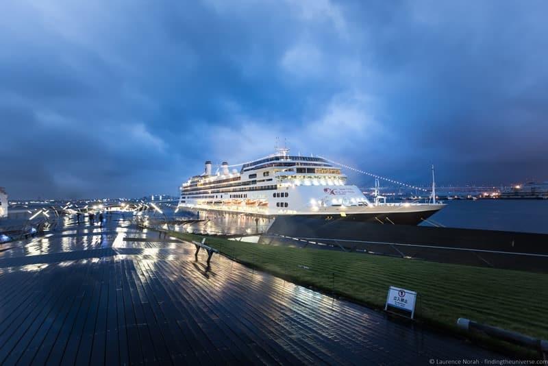 Holland America Cruise Ship MS Amsterdam