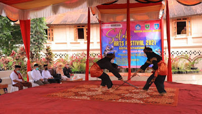Payakumbuh Jadi Satu dari Enam Kota Digelarnya Silek Arts Festival 2021