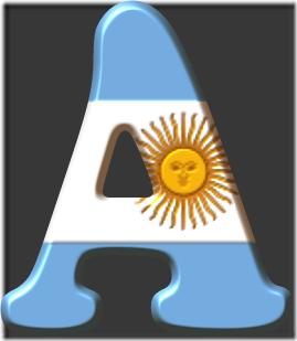 Alfabeto-con-bandera-de-argentina-001