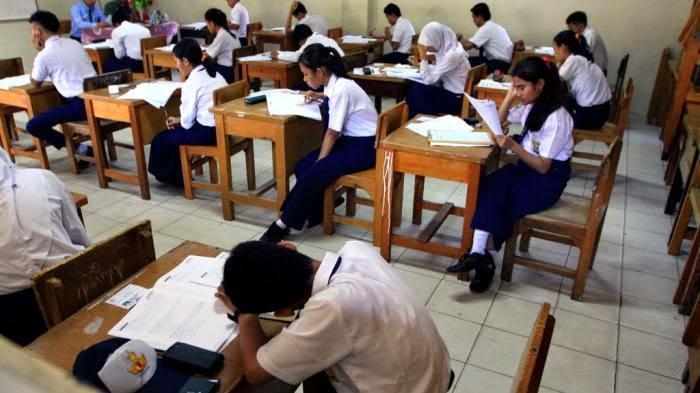 Pengumuman Hasil Ujian Nasional SMP 10 Juni