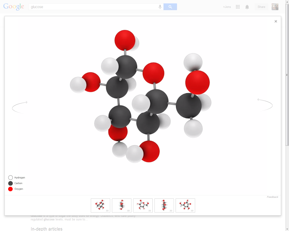 Knowledge Graph 3D