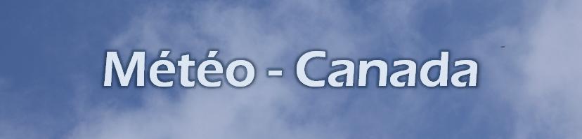 Météo - Canada