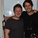 OIC - ENTSIMAGES.COM - Harry Pane and Bobby Bazini  at the  Soho Radio show London  12th September 2015 Photo Mobis Photos/OIC 0203 174 1069