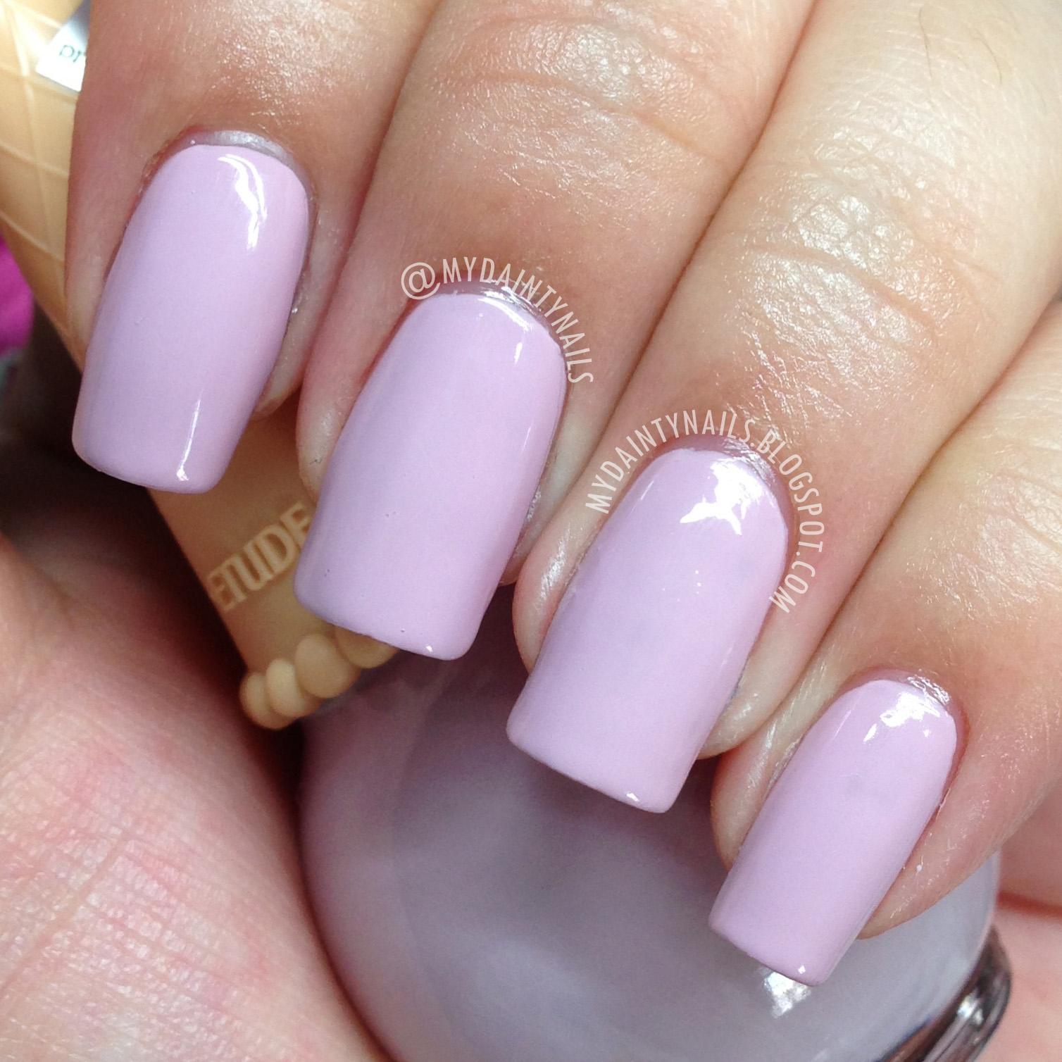 Spectacular Purple Acrylic Nails Art Designs For 2018 - Fashionre