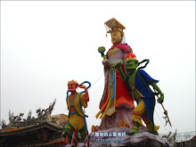 鹿港燈會-鹿港天后宮巨型媽祖花燈