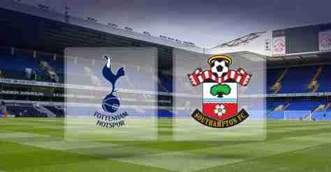 Tottenham vs Southampton Match Highlight