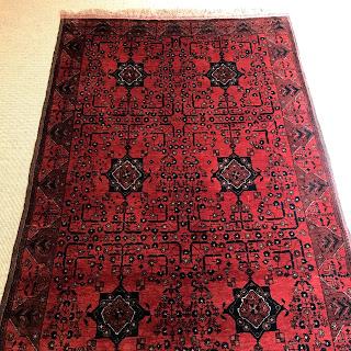 Wool Persian Area Rug