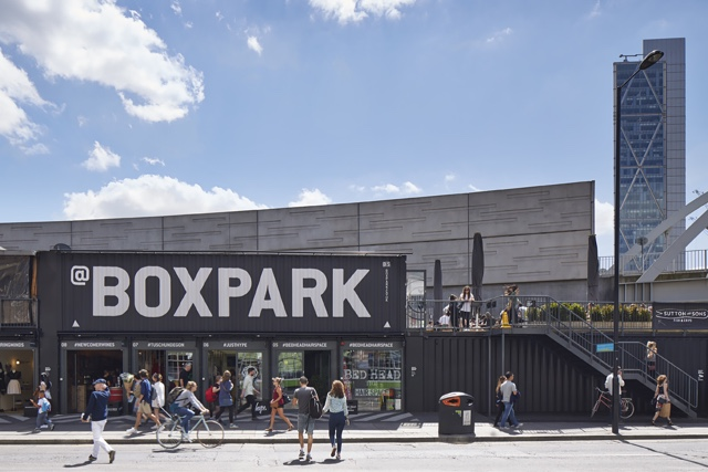 Https Www Boxpark Co Uk Croydon Food And Drink