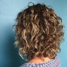 Curly Hair Cuts 2018 Spring Summer For Women 2