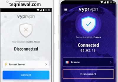 Vypervpn android - أفضل vpn مجاني