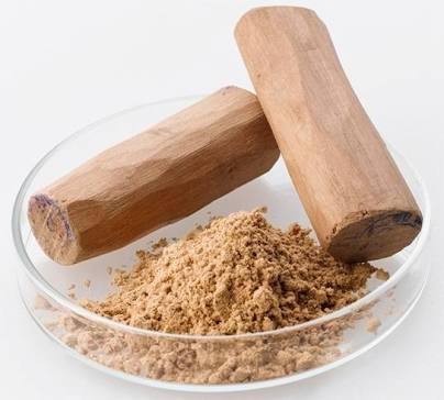 Sandalwood, powder, benefits, homemade, face, mask