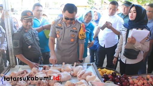 Stok Bahan Pokok Sepanjang Ramadhan 2019 di Sukabumi Cukup
