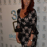 OIC - ENTSIMAGES.COM - Amy Childs at the  Launch of Dawn Ward as the face of new brand 3D SkinMed London 16th September 2015 Photo Mobis Photos/OIC 0203 174 1069