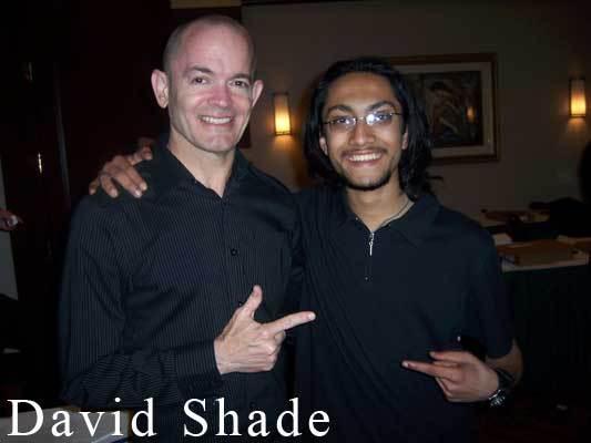 David Shade Pua 1, David Shade
