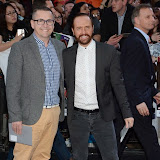 OIC - ENTSIMAGES.COM - Stephen Webb and Christopher Steed at the  The Avengers: Age of Ultron - UK film premiere London 21st April 2015  Photo Mobis Photos/OIC 0203 174 1069