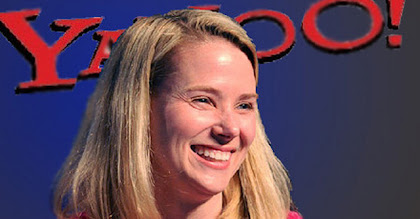 Marissa Ann Mayer, President And CEO of Yahoo!