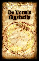 Cover of Roman Tertius Sibellius's Book De Vermis Mysteriis