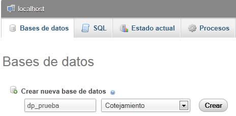 phpmyadmin-crear-base-de-datos