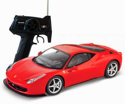 Big Sale Mjx R C Ferrari 458 Italia Rc Car Red 1 14 Scale