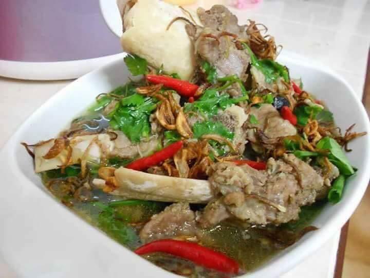 Resepi Sup Tulang Thai R E S E P I