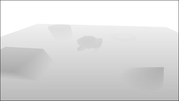 mapa de profundidad