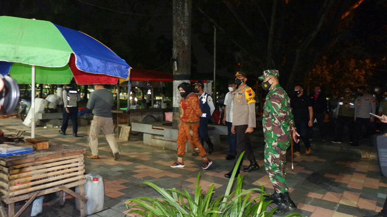 Klaten Zona Merah Covid-19, Bupati Bersama Forkopimda Ajak Warga Taati Prokes dan Pelaksanaan PPKM Mikro