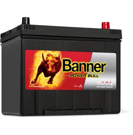 Startbatteri Banner PB12V/70Ah Power Bull---