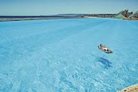 Grande piscine Chili