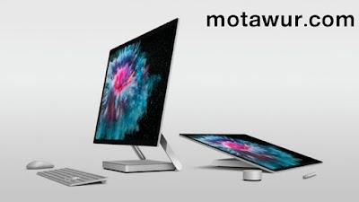 Microsoft Surface Studio 2 - أفضل كمبيوتر 2022