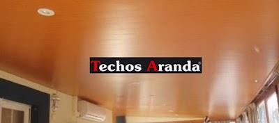 Techos en El pardo Madrid